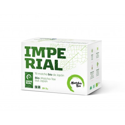 Bio Matcha Tea Imperial 25x2g