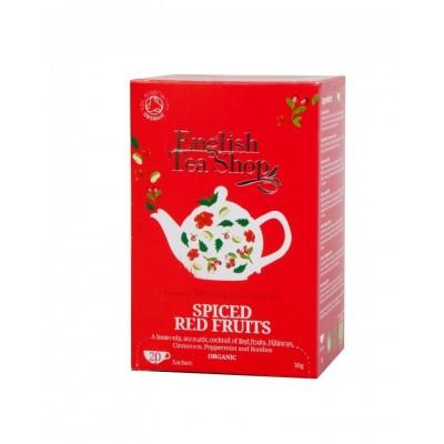 The English Tea Shop čaj Kořeněné červené ovoce 20 sáčků