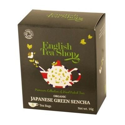 The English Tea Shop Japonský zelený Sencha 8 sáčků