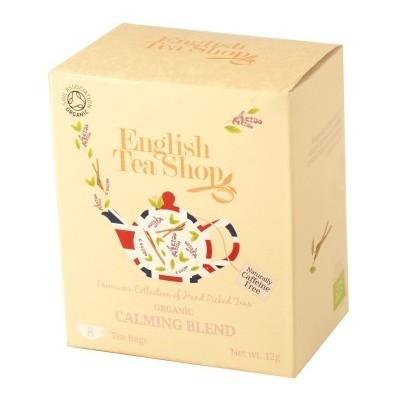The English Tea Shop čaj Zklidňující směs 8 sáčků