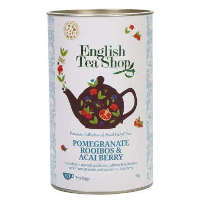 The English Tea Shop Granátové jablko a Acai Berry 60 sáčků