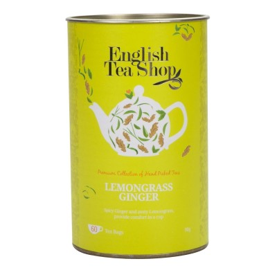 The English Tea Shop čaj Citronová tráva, zázvor 60 sáčků