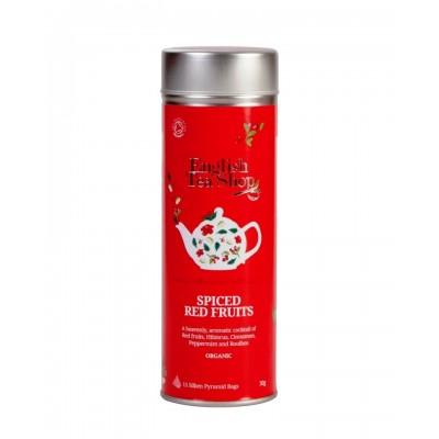 English Tea Shop čaj kořeněné červené ovoce 15 pyramidek