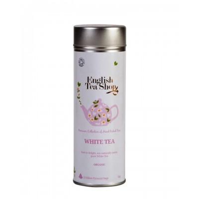 The English Tea Shop čaj Čistě bílý čaj 15 pyramidek