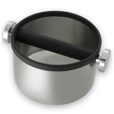 Knock Box - Odklepávač na kávu nerez 170x105 mm