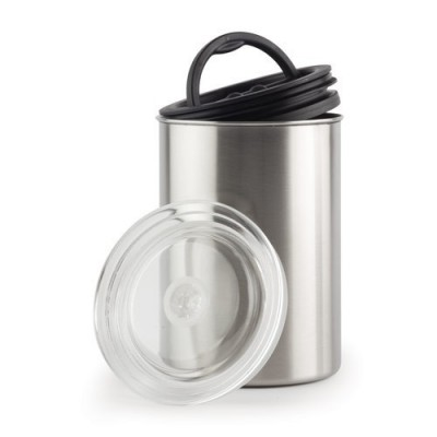 Vakuové dózy - nádoby AirScapes ® (chrom)