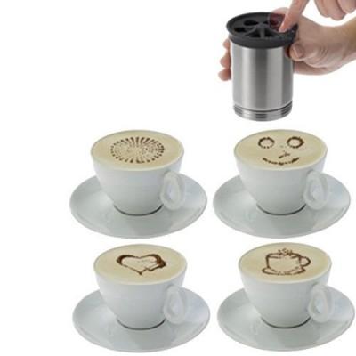 Zdobítko na cappuccino