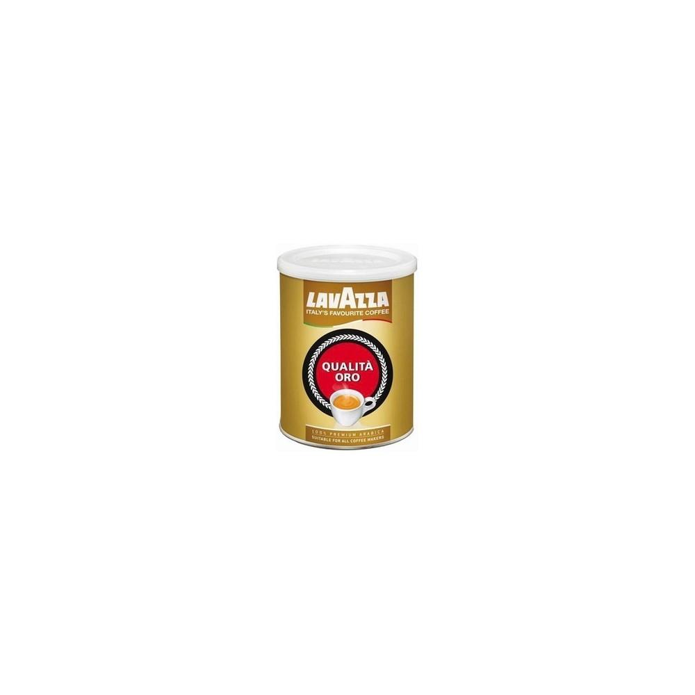 Lavazza Qualita Oro mletá káva dóza 250 g