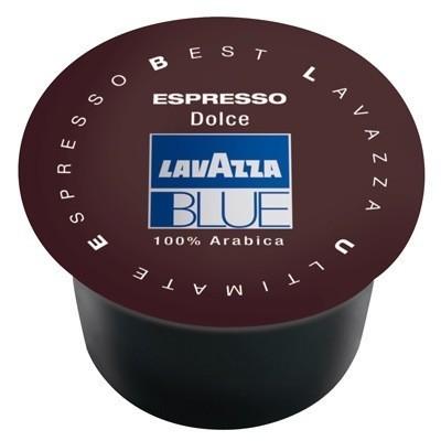 Lavazza Blue Espresso Dolce kapsle
