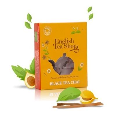 ETS Černý čaj Chai (1 porce)