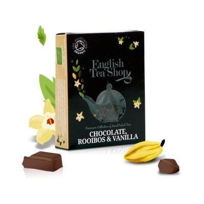 ETS Čaj Rooibos, čokoláda & vanilka (1 porce)