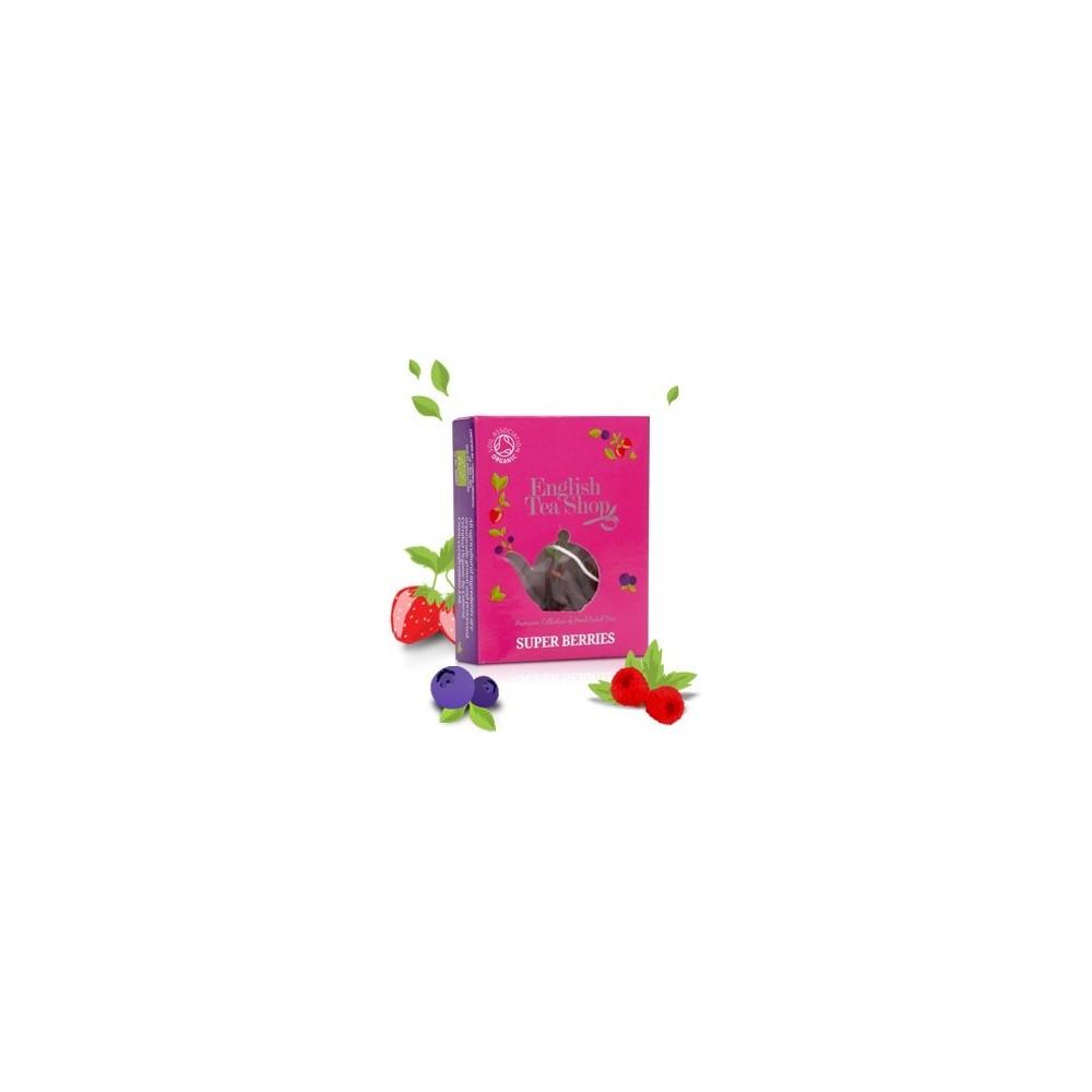 ETS Super ovocný čaj (1 porce)