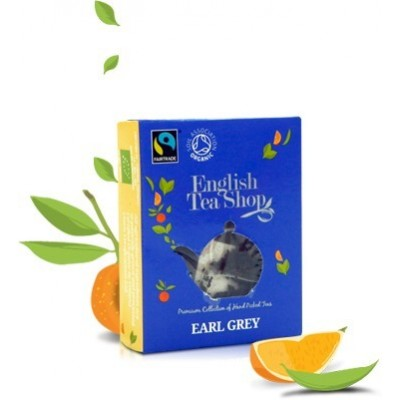 ETS Čaj Earl Grey (1 porce)