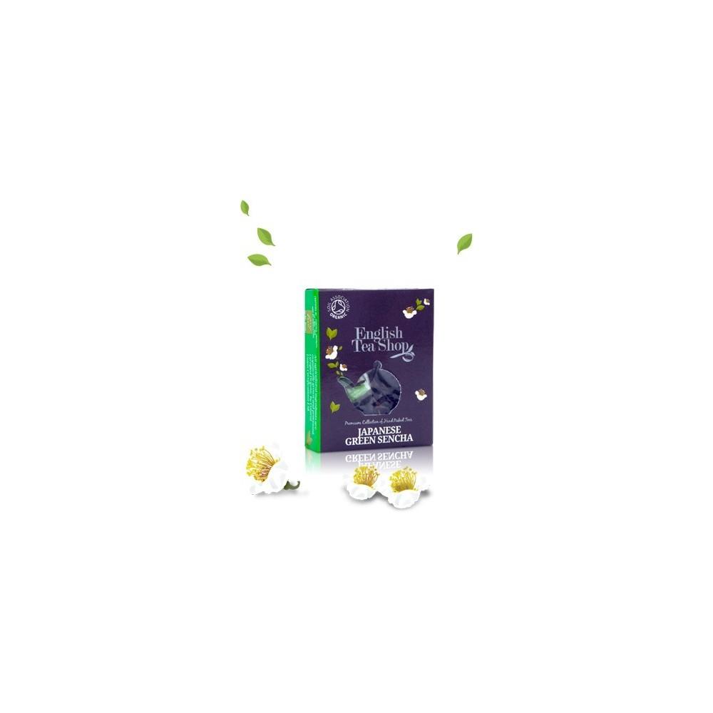 ETS čaj japonský zelený sencha (1 porce)