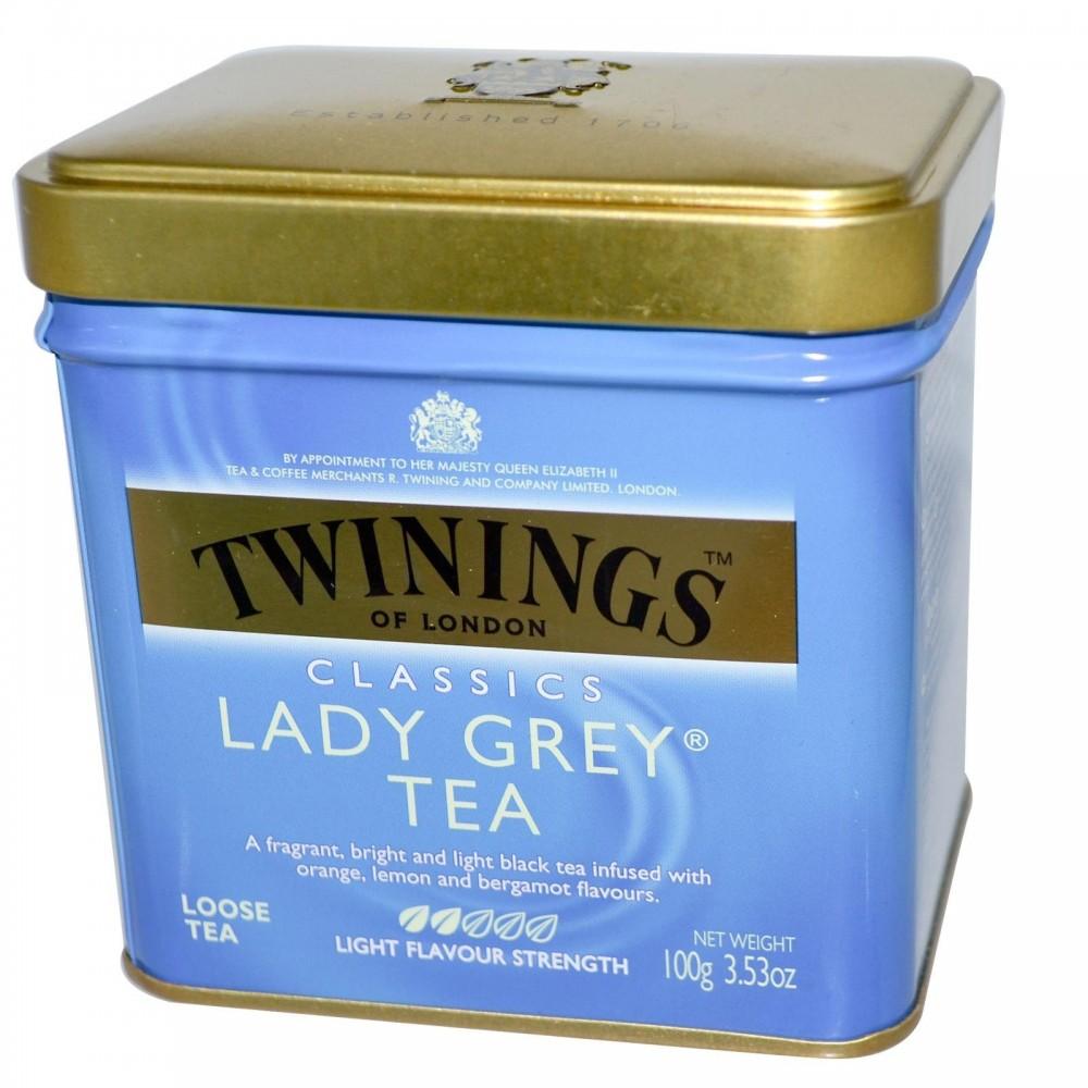 Twinings Lady grey  100 g