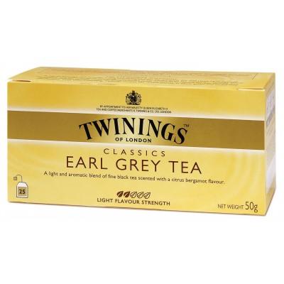 Twinings Earl Grey 25x2g