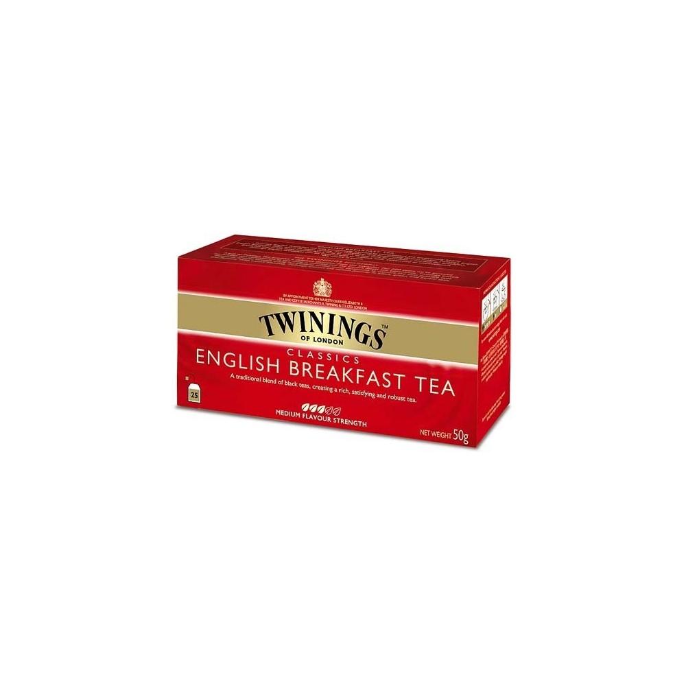 Twinings English Breakfast 25x2g