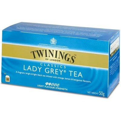 Twinings Lady Grey 25x2g