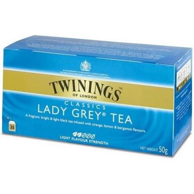 Twinings Lady Grey 25x2g