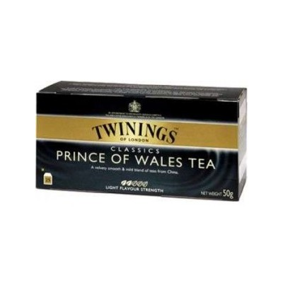 Twinings Prince of Wales 25x2g