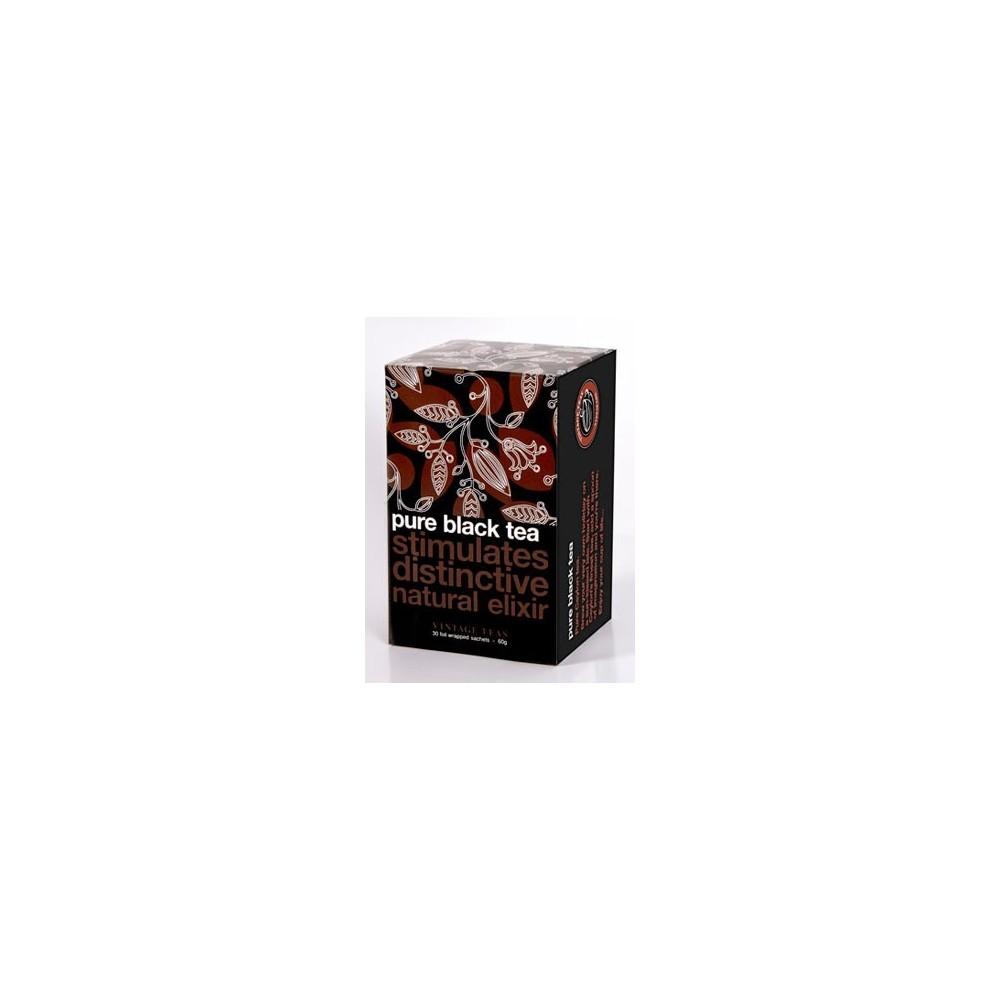 Vintage Teas Čistý černý čaj / Pure Black Tea (30 x 2 g)