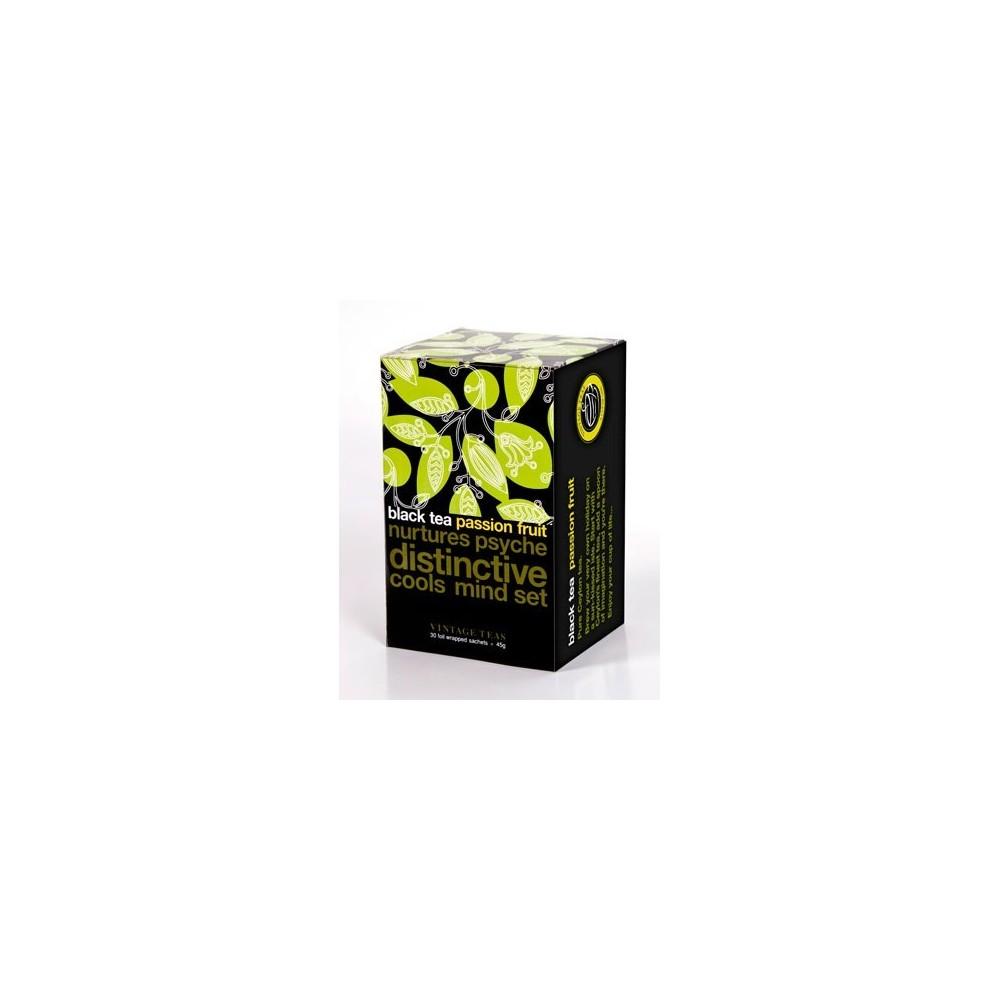 Vintage Teas Černý čaj mučenka 30 x 1,5 g