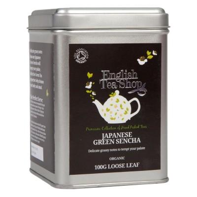 ETS Japonský zelený Sencha 100g sypaný čaj