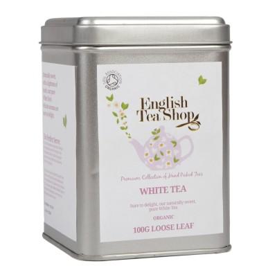 ETS Bílý čaj 100g sypaný čaj