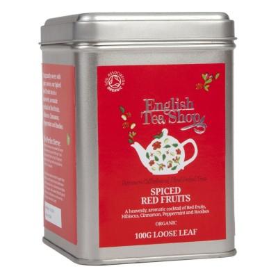 ETS Kořeněné červené ovoce 100g sypaný čaj