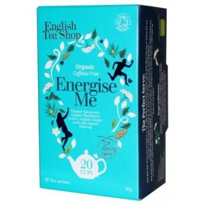 ETS BIO Wellness čaj - Energie 20 sáčků