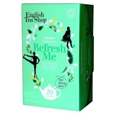 ETS BIO Wellness čaj - Osvěží 20 sáčků
