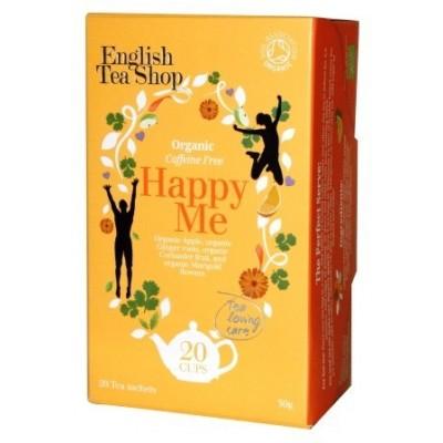 ETS BIO Wellness čaj - Štěstí 20 sáčků