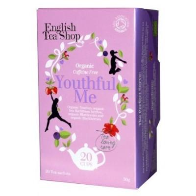 ETS BIO Wellness čaj - Omlazení 20 sáčků