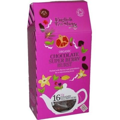 ETS Příval Čokolády a Super Ovoce 16 pyramidek