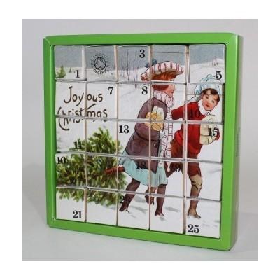 ETS Adventní kalendář Radostné vánoce - 25 sáčků