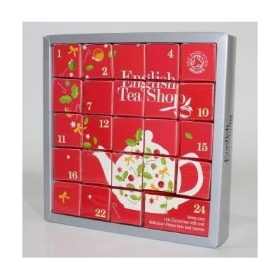 ETS Adventní kalendář Růžový - 24 Sáčků