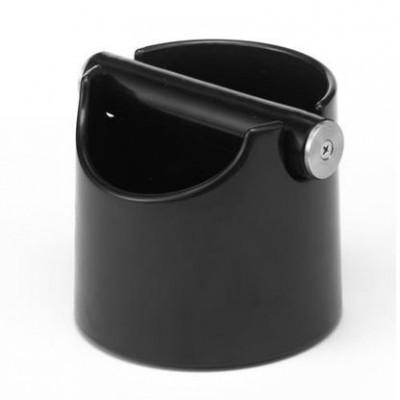 Knock box (odklepávač na kávu) ø 119x102 mm černý