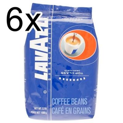 Lavazza Top Class 6x1kg zrnková káva