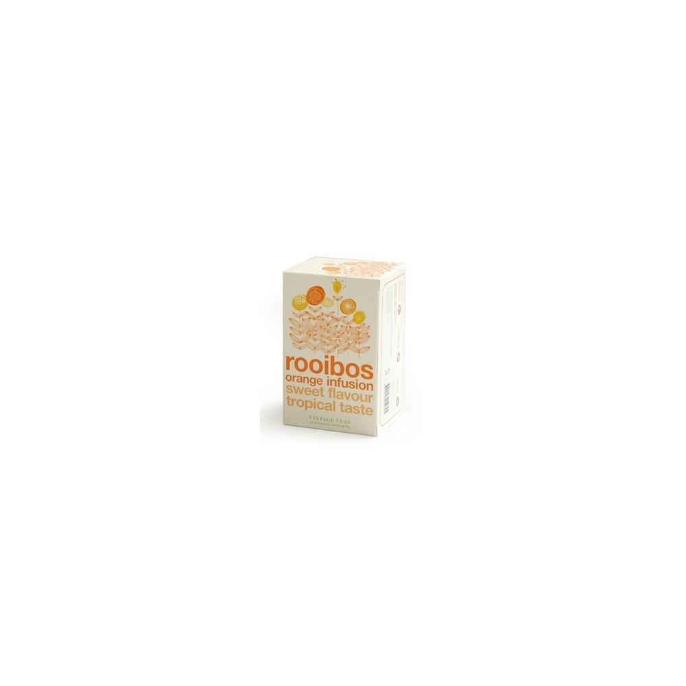 Vintage Teas čaj Rooibos s pomerančem 30 x 1,5 g