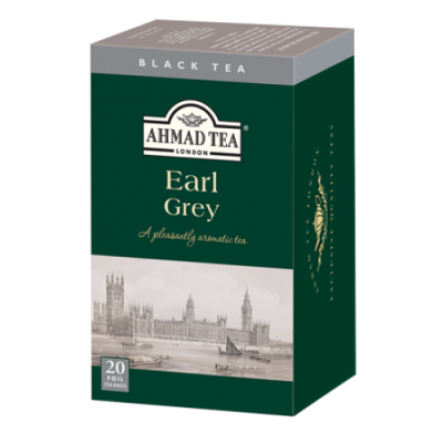 Ahmad Tea London Earl Grey 20 x 2 g