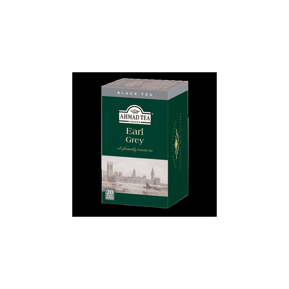 Ahmad Tea London Earl Grey 20 x 2 g