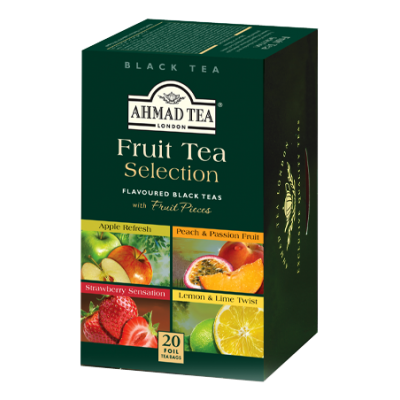 Ahmad Tea Fruit Tea Selection ALU 4 x 5 x 2 g