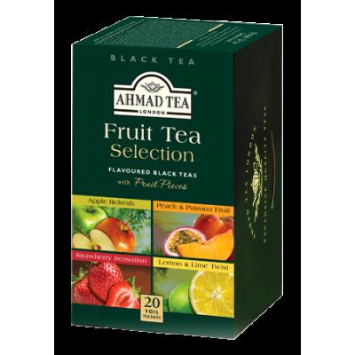 Ahmad Tea Fruit Tea Selection ALU 4 x 5 x 2 g