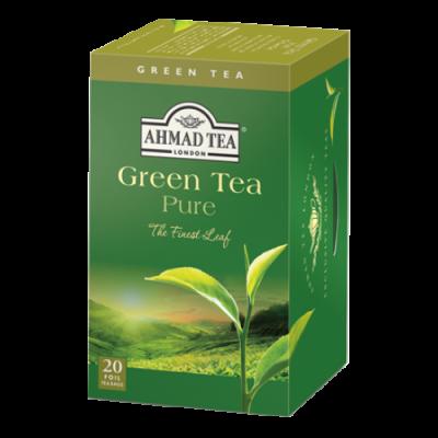 Ahmad Tea Green Tea 20 x 2 g