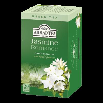 Ahmad Tea Green Tea Jasmine 20 x 2 g