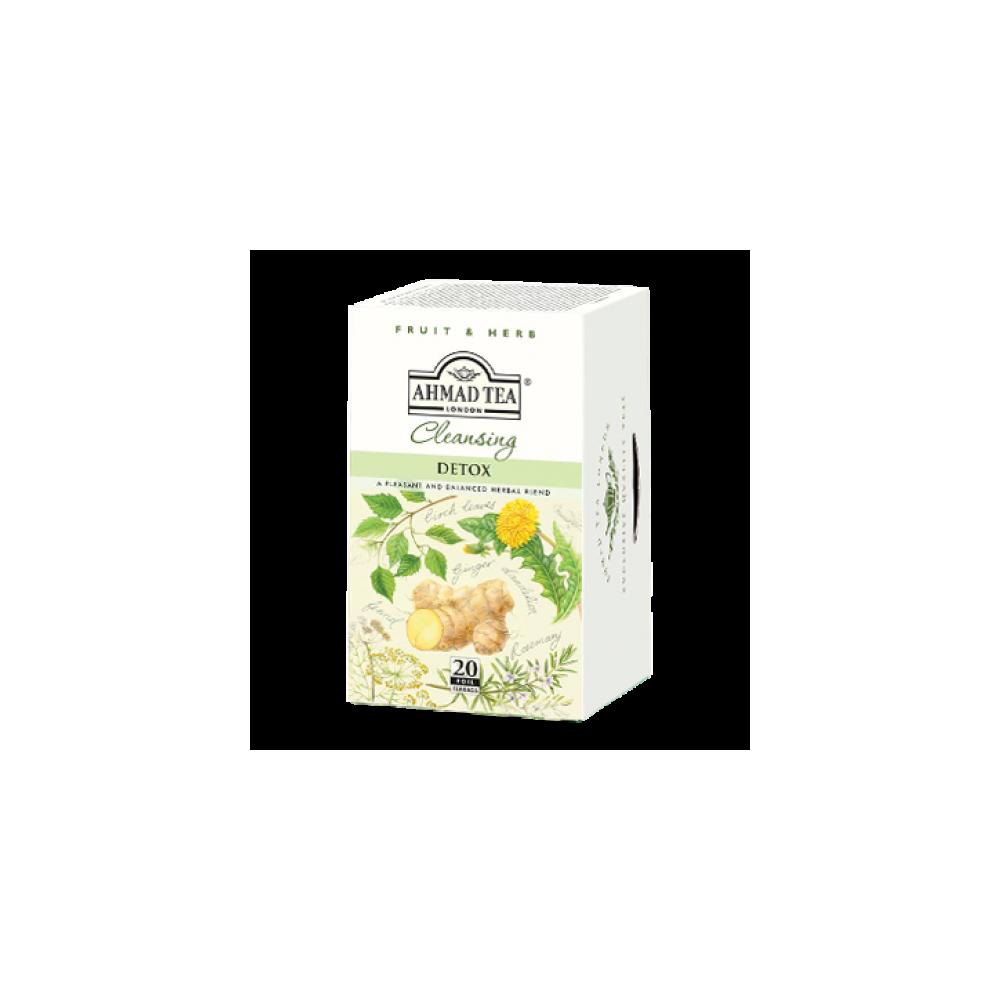 Ahmad Tea Detox 20 x 2 g