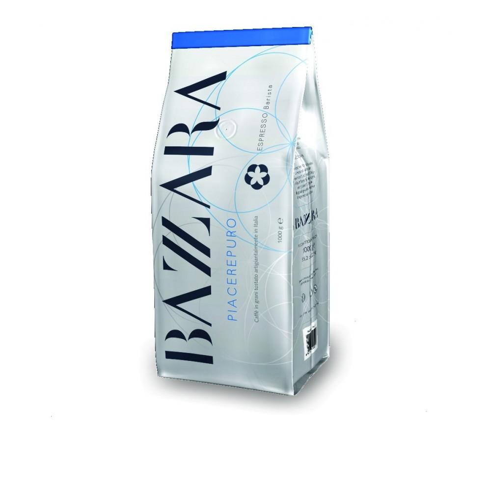 Bazzara PIACEREPURO (Top Class) 1 kg zrnková káva