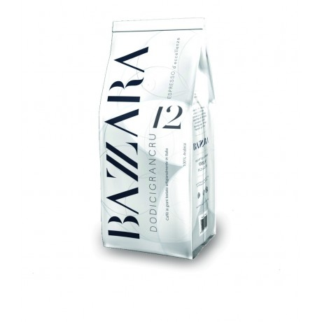 Bazzara Espresso Dodicigrancru zrnková 1 kg