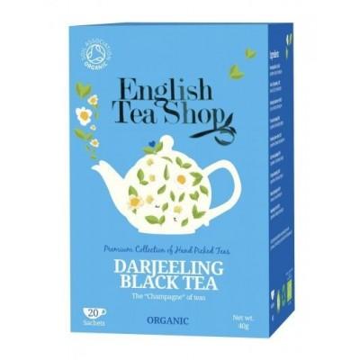 English Tea Shop Darjeeling černý čaj 20 sáčků