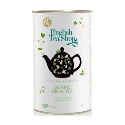 ETS Ceylonský zelený čaj s jasmínem 60 sáčků